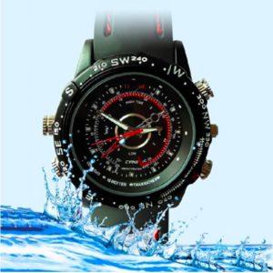 Waterproof Watch Camera (16GB)