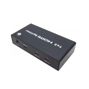 DD-412A 1x2 3D 1080P Ethernet HDMI Splitter
