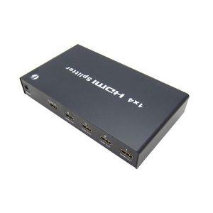 DD-414A 3D 1080P Ethernet HDMI Splitter