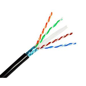 FTP Category 5e UV Outdoor Cable