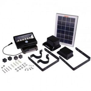 16W 1200Lm LED Solar Floodlight