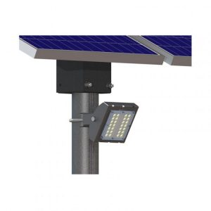 40W 5600 Lumen Solar Flood Light