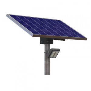 50W 7000 Lumen Solar Flood Light