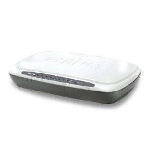 SW-804 8-Port 10/100Mbps Desktop Fast Ethernet Switch