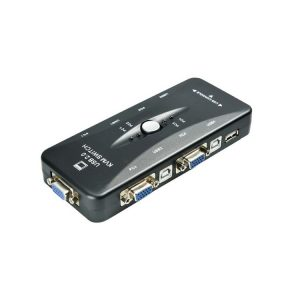USB-SP04 4-Port USB KVM Switch