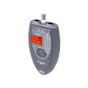UTP and BNC Cable Tester