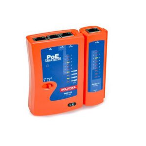 PoE & UTP Cable Tester